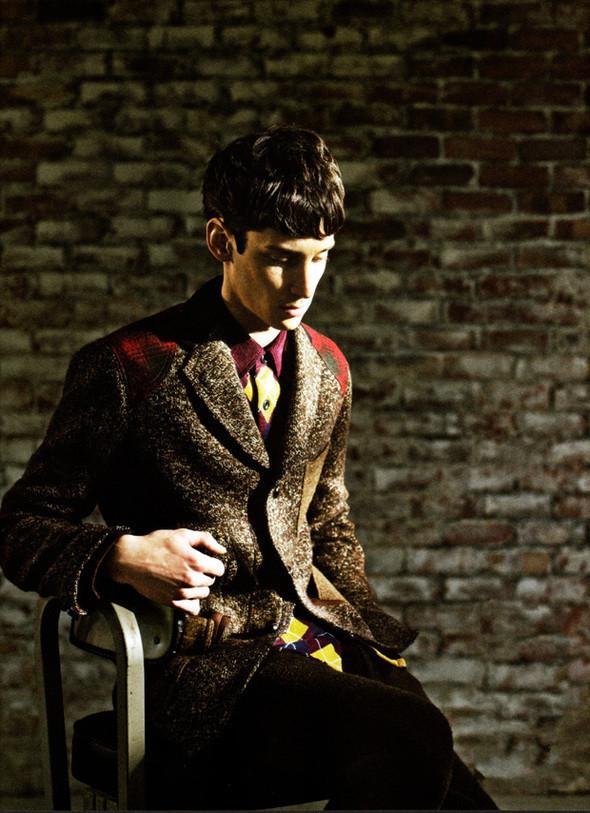 Изображение 58. Лукбуки: Gucci, Comme des Garcons, Burberry и другие.. Изображение № 58.