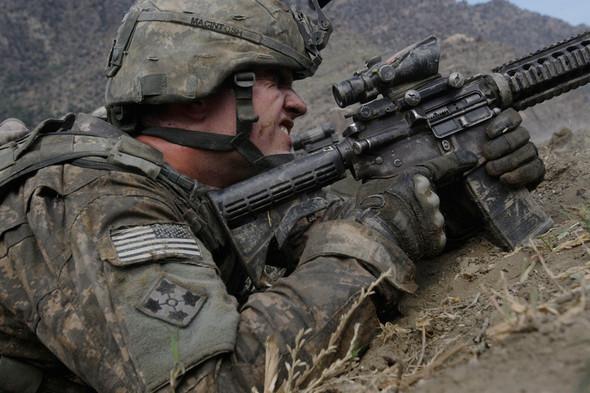 Афганистан. Военная фотография. Изображение № 154.