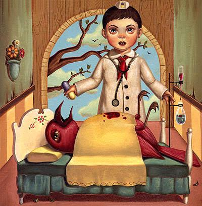 Художница-иллюстратор AnaBagayan. Изображение № 16.
