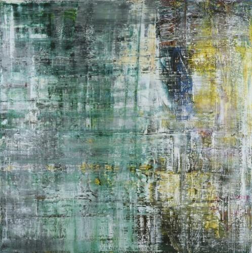 Герхард Рихтер. Абстракция. Изображение № 18.