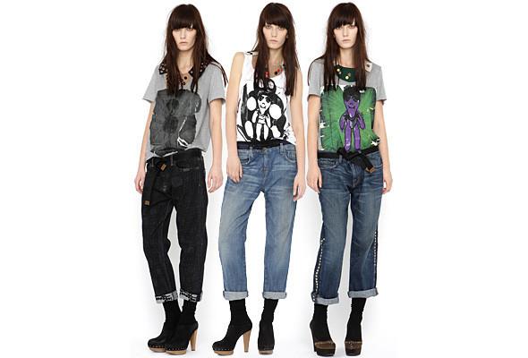 Кое-что новое:Alexander McQueen, Urban Outfitters, Zara. Изображение № 5.
