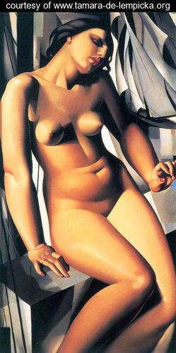 Тамара де Лемпицка – художница и икона Арт Деко. Изображение №11.