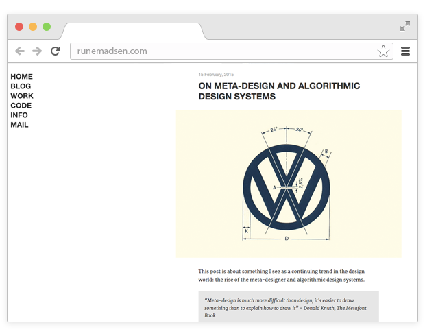 Термин дизайн что такое