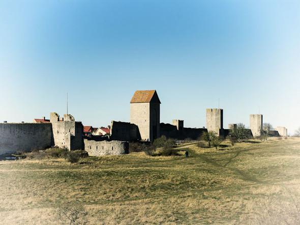 Городская стена в Висбю. Изображение № 31.