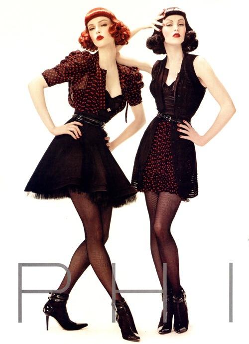 Fashion Advertisements, Выпуск 11 лучшие фотографии изрекламных кампаний модных брендов 2008. Изображение № 16.