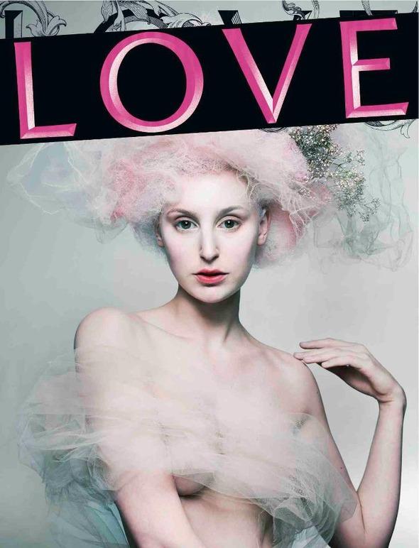 Обложки: Document, Love, Vogue и другие. Изображение № 6.