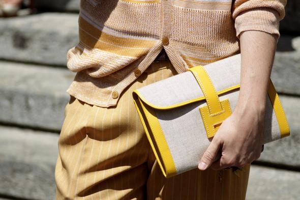 Изображение 8. Milan Fashion Week в деталях: день 2.. Изображение № 7.