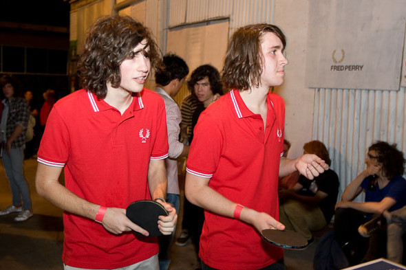 Fred Perry Table Tennis Tournament. Изображение № 3.