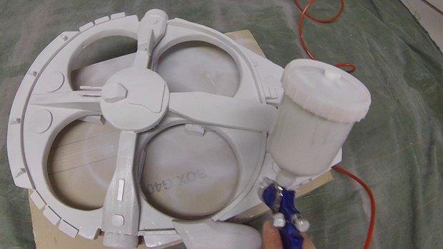 Энтузиаст построил дрон в виде «Тысячелетнего сокола». Изображение № 28.