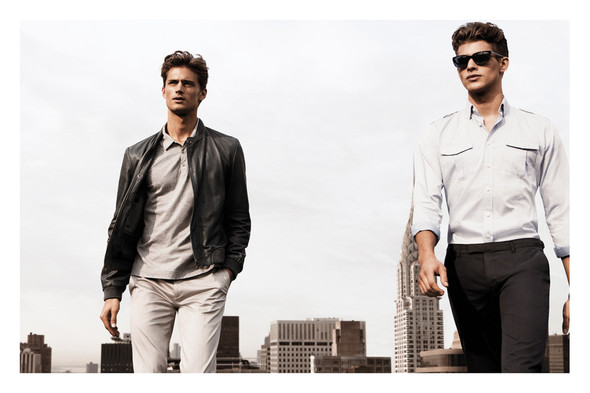 Превью мужских кампаний: Moschino, Y-3 и DKNY. Изображение № 5.