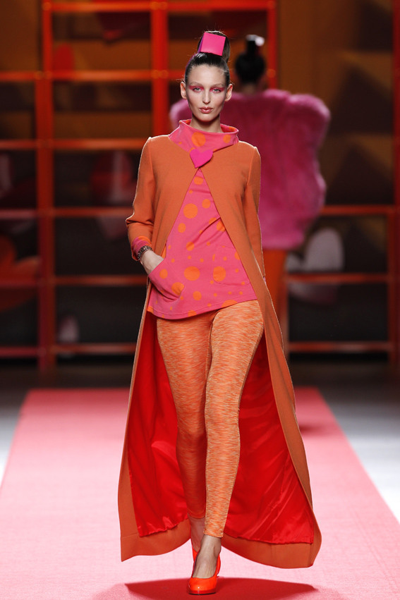 Madrid Fashion Week A/W 2012: Agatha Ruiz de la Prada. Изображение № 10.