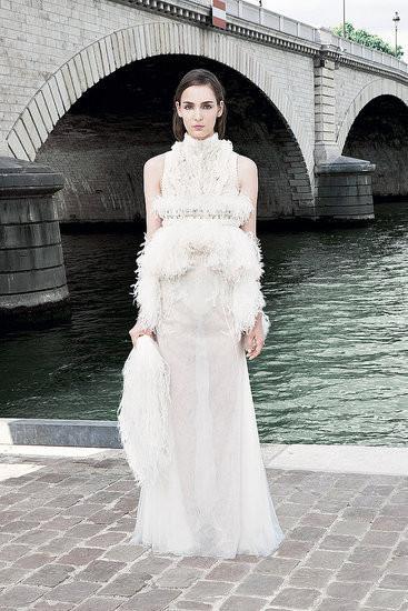 Изображение 17. Показана новая кутюрная коллекция Givenchy.. Изображение № 9.