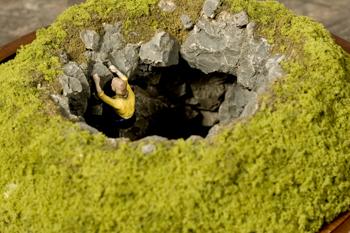 Нетрадиционный подход кфигуркам встеклянном шаре. Изображение № 61.