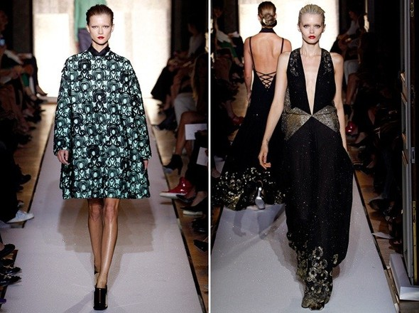 Показы Paris Fashion Week SS 2012: День 7. Изображение № 12.