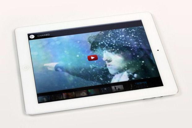 The xx представили мобильное приложение. Изображение № 2.
