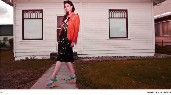 Лукбуки: Celine, Jeffrey Campbell и Nutsa Modebadze. Изображение № 28.