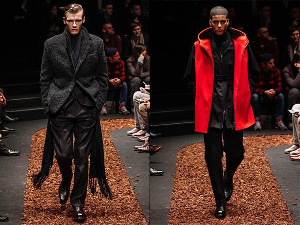 Milan Fashion Week:  День 3. Изображение № 39.