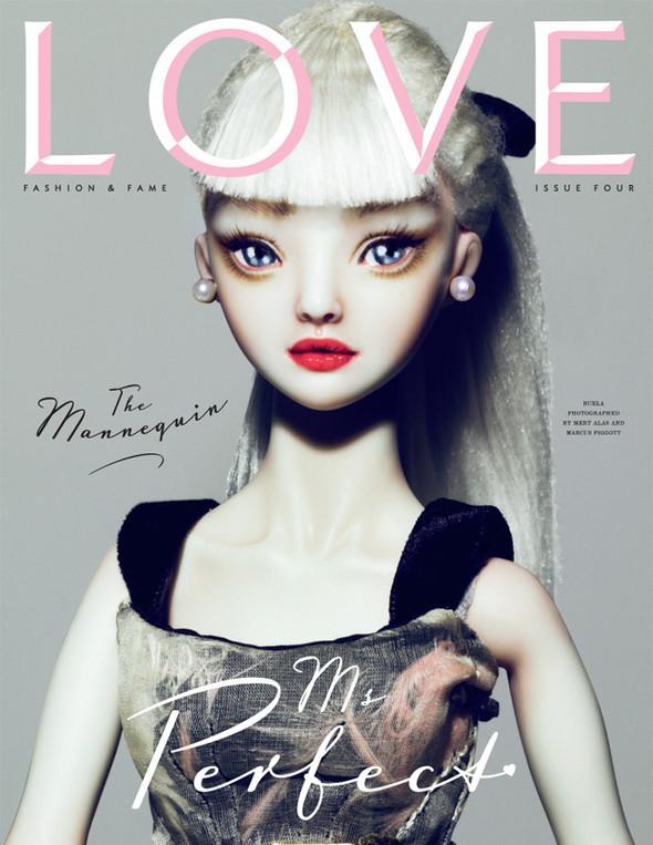 8 обложек журнала Love. Изображение № 8.