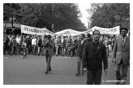 Jean-Pierre Reyвзгляд намай '68. Изображение № 28.