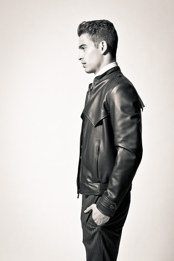 Лукбук: Jean Paul Gaultier SS 2012 Men's. Изображение № 15.