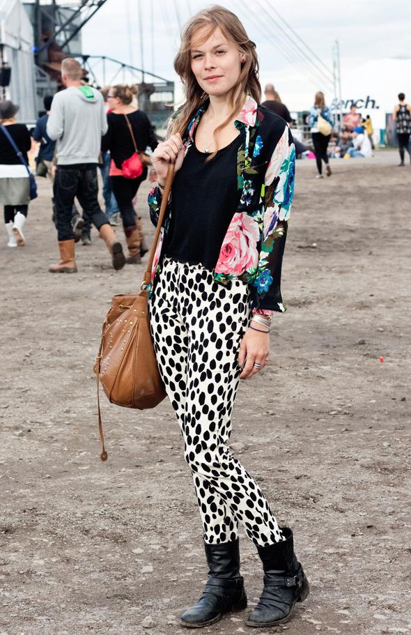 Золотые шорты, джинсовые рубашки и шляпы: Люди на фестивале MELT!. Изображение № 3.