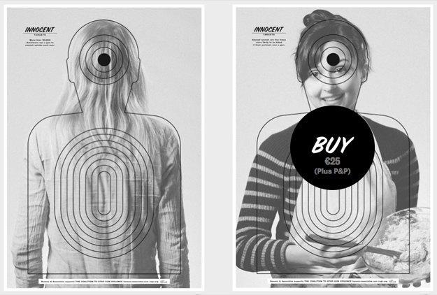В США создали мишени для борьбы с со стрельбой на улице. Изображение № 2.