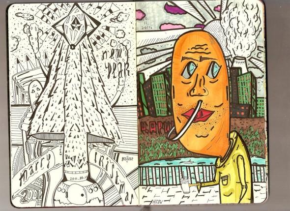 Молескин и безобразие. Изображение № 4.