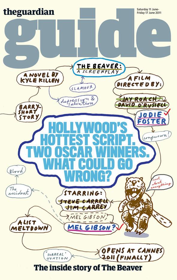 Самые красивые обложки журналов в 2011 году. Изображение № 34.