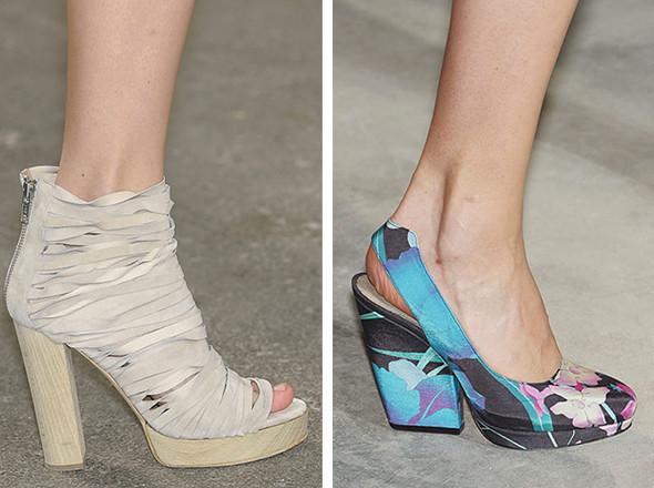 Walking in my shoes: 10 тенденций обуви весны-лета 2011. Изображение № 27.