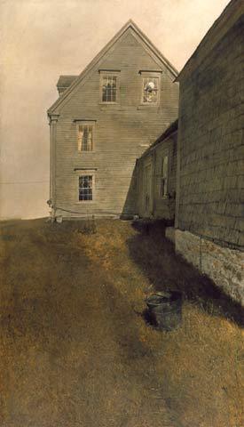 Andrew Wyeth- живопись длясозерцания иразмышления. Изображение № 9.