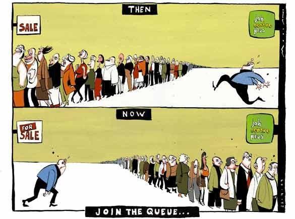 Политические карикатуры отMorten Morland. Изображение № 5.