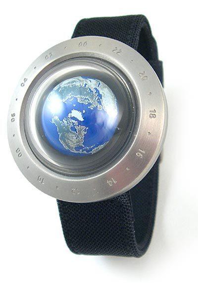 Самые странные наручные часы Топ-30. Изображение № 1.