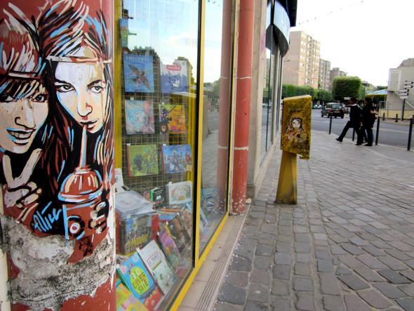 Алиса в Париже. Изображение № 17.