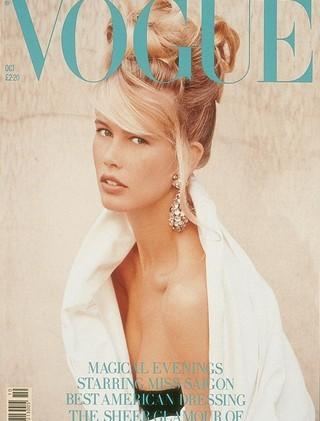 История глазами обложки Vogue (Британия). Изображение № 50.