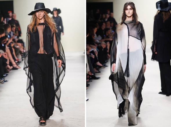 Показы Paris Fashion Week SS 2012: День 3. Изображение № 6.