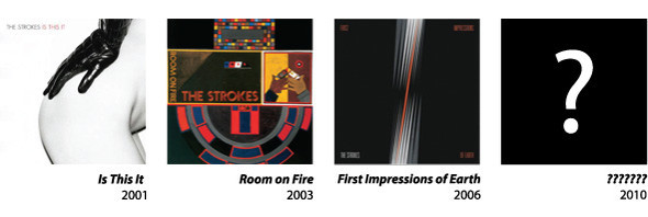 Новый альбом The Strokes: подробности. Изображение № 2.