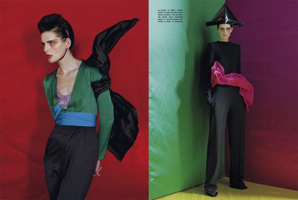 Изображение 36. Съёмки: i-D, Man About Town, Vogue и другие.. Изображение № 41.