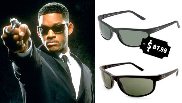 Какие очки носят герои фильмов. Изображение № 10.