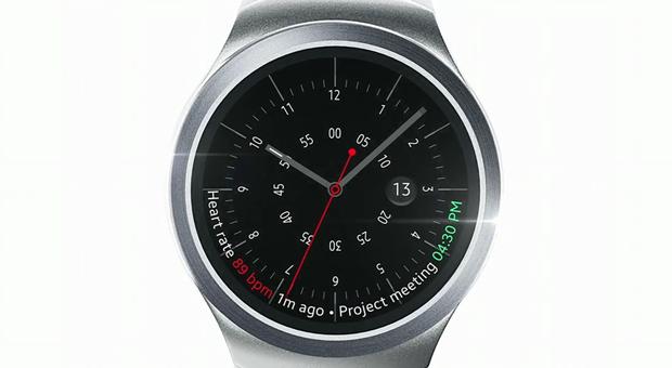 Samsung показала круглые часы Gear S2. Изображение № 3.