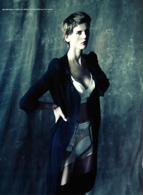 Съёмки: Interview, Harper's Bazaar, V и другие. Изображение № 36.