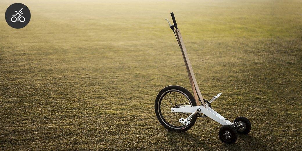 Создатели 5 странных байков о том, зачем изобретать велосипед. Изображение № 2.