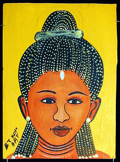 African Hairlooks. Изображение № 37.
