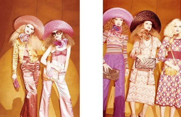 Изображение 51. Рекламные кампании: Celine, Marc Jacobs, Miu Miu и другие.. Изображение № 21.
