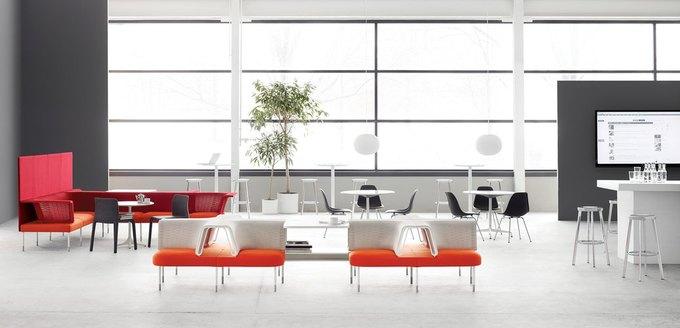 Herman Miller начал выпуск «гибкой» офисной мебели Ива Беара. Изображение № 8.