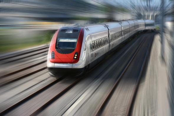 История возникновения первого скоростного поезда. Изображение № 1.