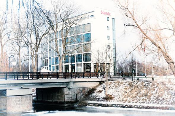 Отель Scandic в Линчёпинге. Изображение №12.