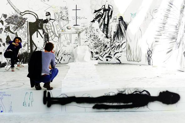 Берлинская биеннале. Изображение № 79.