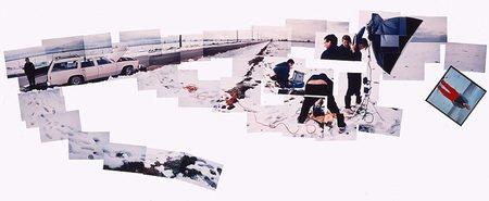 David hockney – Photographic collages. Изображение № 4.