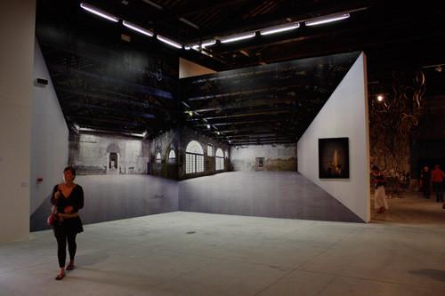 Международная выставка современного исскуства вВенеции. Изображение № 6.