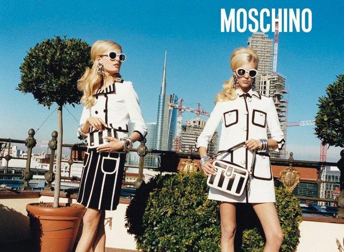 Alberta Ferretti, DKNY и Moschino показали новые кампании. Изображение № 1.